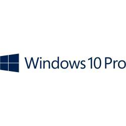 Logiciel Windows 10 Pro - Licence - 1 licence - OEM - DVD - 64-bit - anglais