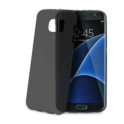 Cover FROSTS7EBK per Galaxy S7 Edge Tpu Nero