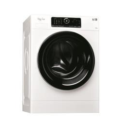 Lave-linge Whirlpool Supreme Care FSCR80430 - Machine à laver - pose libre - largeur : 59.5 cm - profondeur : 61 cm - hauteur : 85 cm - chargement frontal - 55 litres - 8 kg - 1400 tours/min - blanc