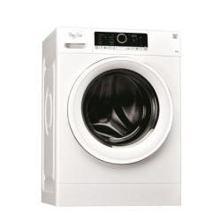 Lave-linge Whirlpool Supreme Care FSCR90210 - Machine à laver - pose libre - largeur : 59.5 cm - profondeur : 61 cm - hauteur : 85 cm - chargement frontal - 58 litres - 9 kg - 1200 tours/min - blanc