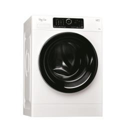 Lave-linge Whirlpool Supreme Care FSCR90430 - Machine à laver - pose libre - largeur : 59.5 cm - profondeur : 64 cm - hauteur : 85 cm - chargement frontal - 58 litres - 9 kg - 1400 tours/min