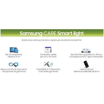 Samsung - SAMSUNG CARE SMART LIGHT 2IN1 24M