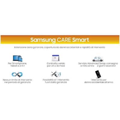 Samsung - SAMSUNG CARE SMART 2IN1 36M