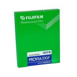"Fujifilm Fujichrome Provia 100F Professional [RDPIII] - Pellicule diapositive couleur - 4 x 5"" - ISO 100 - 20 feuilles"