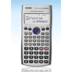 Calcolatrice Casio - Fx-570es plus
