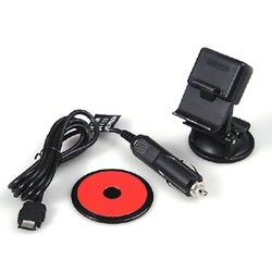 Garmin Vehicle Suction Cup Mount - Fixation à ventouse - pour nüvi 360t, 610, 610T, 660T, 670T