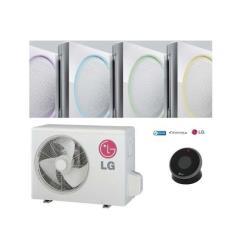Climatisateur fixe LG Art Cool Stylist G12WL - Climatisation réversible ( unité extérieure ) - 5.6 EER