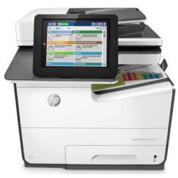 Multifunzione inkjet HP - Pagewide enterprise color 586dn