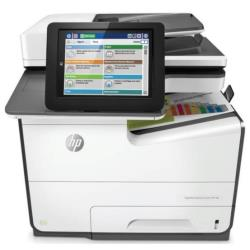 Multifunzione inkjet HP - Pagewide enterprise color mfp 586f