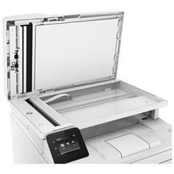 Imprimante laser multifonction HP LaserJet Pro MFP M227fdw - Imprimante multifonctions - Noir et blanc - laser - Legal (216 x 356 mm) (original) - A4/Legal (support) - jusqu'à 28 ppm (copie) - jusqu'à 28 ppm (impression) - 260 feuilles - 33.6 Kbits/s - USB 2.0, LAN, Wi-Fi(n), NFC