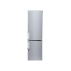 R�frig�rateur LG GBB530NSCQE - R�frig�rateur/cong�lateur - pose libre - largeur : 59.5 cm - profondeur : 68.6 cm - hauteur : 201 cm - 343 litres - cong�lateur bas - Classe A+++ - inox platin�