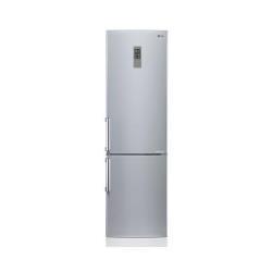 Réfrigérateur LG GBB530NSQFE - Réfrigérateur/congélateur - pose libre - largeur : 59.5 cm - profondeur : 68.6 cm - hauteur : 201 cm - 343 litres - congélateur bas - Classe A+++ - acier brossé