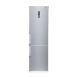 Réfrigérateur LG GBB539NSQPB - Réfrigérateur/congélateur - pose libre - largeur : 59.5 cm - profondeur : 68.6 cm - hauteur : 190 cm - 318 litres - congélateur bas - Classe A++ - acier parfait