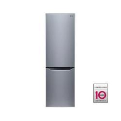 Réfrigérateur LG GBB539PZCWS - Réfrigérateur/congélateur - pose libre