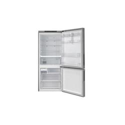 Réfrigérateur LG GBB547PZYZH - Réfrigérateur/congélateur - pose libre - largeur : 70 cm - profondeur : 70 cm - hauteur : 172 cm - 406 litres - congélateur bas - Classe A++ - inox
