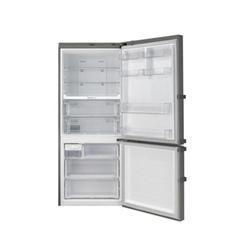 Réfrigérateur LG GBB548NSQFE - Réfrigérateur/congélateur - pose libre - largeur : 70.5 cm - profondeur : 74 cm - hauteur : 185 cm - 444.6 litres - congélateur bas - Classe A+++ - acier graphité