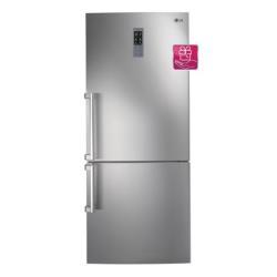 Réfrigérateur LG GBB548NSQZB - Réfrigérateur/congélateur - pose libre - largeur : 70 cm - profondeur : 67.1 cm - hauteur : 185 cm - 445 litres - congélateur bas - Classe A++ - acier graphité