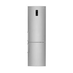 Réfrigérateur LG GBB60NSFFB - Réfrigérateur/congélateur - pose libre - largeur : 59.5 cm - profondeur : 68.6 cm - hauteur : 201 cm - 343 litres - congélateur bas - Classe A+++ - acier graphité
