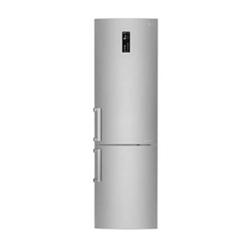 Réfrigérateur LG GBB60NSYQE - Réfrigérateur/congélateur - pose libre - largeur : 59.5 cm - profondeur : 68.6 cm - hauteur : 201 cm - 343 litres - congélateur bas - Classe A+++ -20% - acier graphité