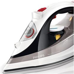 Fer à repasser Philips Azur Performer GC3829 - Fer à vapeur - semelle : SteamGlide - 2600 Watt