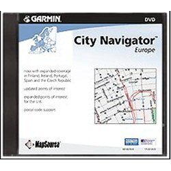 Carte pour GPS Navigateur GPS