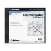 Carte pour GPS Garmin - MapSource City Navigator -...