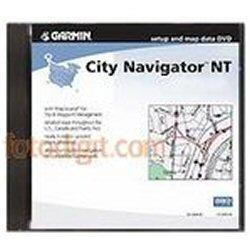 Carte pour GPS MapSource City Navigator Europe NT - Logiciels GPS - pour nüvi 200, 205, 205T, 205W, 205WCS, 205WT, 660, 660FM, 660T, 660TFM; zumo 400, 500, 550