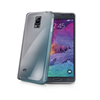 Cover Celly - GELSKIN429  per  Galaxy Note 4 Gel Trasparente