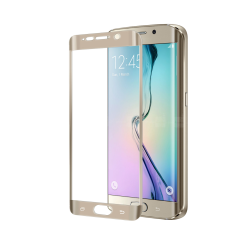 Protecteur d'écran CELLY GLASS491GD - Protection d'écran - pour Samsung Galaxy S6 edge