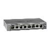 Switch Netgear - ProSafe Switch PLUS 8porte Gigabit