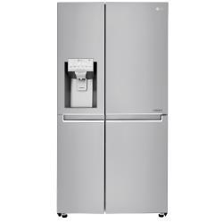 Réfrigérateur LG GSL961SAAX - Réfrigérateur/congélateur - Américain