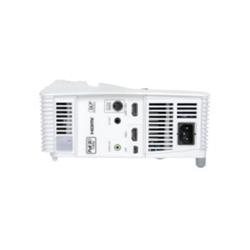 Vidéoprojecteur Optoma GT1080e - Projecteur DLP - 3D - 3000 ANSI lumens - 1920 x 1080 - 16:9 - HD 1080p - Objectif fixe de courte portée