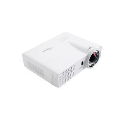Vidéoprojecteur Optoma GT760 - Projecteur DLP - 3D - 3400 ANSI lumens - WXGA (1280 x 800) - 16:10 - HD 720p