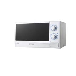 Micro ondes Samsung GW712K - Four micro-ondes grill - pose libre - 20 litres - 750 Watt - blanc
