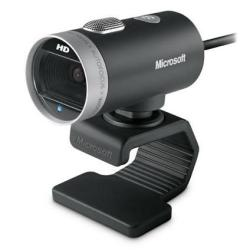 Webcam Microsoft LifeCam Cinema - Webcam - couleur - 1280 x 720 - audio - USB 2.0