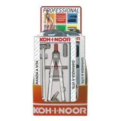 Compasso Koh-I-Noor - Professional project