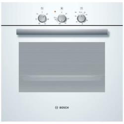 Four encastrable Bosch Serie 2 HBN211W0J - Four - intégrable - niche - largeur : 56 cm - profondeur : 55 cm - hauteur : 57.5 cm - classe A - blanc