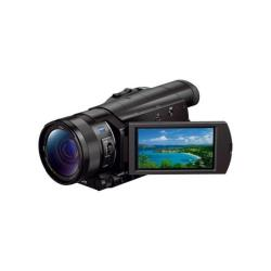 Caméscope Sony Handycam HDR-CX900E - Caméscope - 1080p - 20.9 MP - 12x zoom optique - Carl Zeiss - carte Flash - Wi-Fi, NFC - noir
