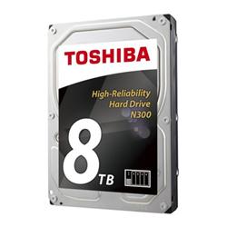 Disque dur interne Toshiba - Disque dur - 8 To - interne - 7200 tours/min