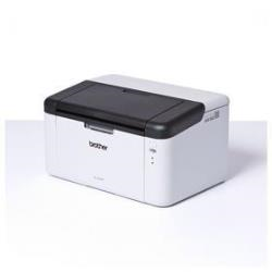 Imprimante laser Brother HL-1210W - Imprimante - monochrome - laser - A4/Legal - 2400 x 600 ppp - jusqu'� 20 ppm - capacit� : 150 feuilles - USB 2.0, Wi-Fi(n)