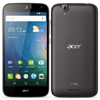 Smartphone LIQUID Z630S BLACK SILVER