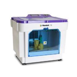 Imprimante 3D Hamlet HP3DX100 - Imprimante 3D - FDM - taille de construction jusqu'à 225 x 150 x 145 mm - USB