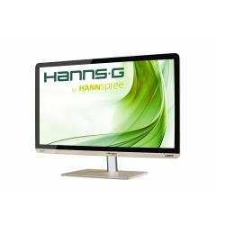 "Écran LED Hannspree HQ271HPG - Écran LED - 27"" - 2560 x 1440 - 280 cd/m² - 1000:1 - 7 ms - HDMI, DVI-D, VGA - haut-parleurs"