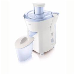 Centrifugeuse Philips Daily Collection HR1823 - Centrifugeuse - 0.4 litres - 220 Watt - blanc/bleu