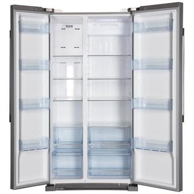 Réfrigérateur HAIER FRIGORIFERO SIDE-BY-SIDE INOX