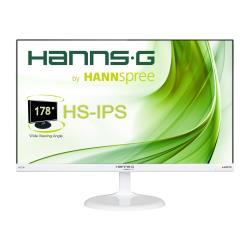 "Écran LED HANNS.G HS246HFW - Écran LED - 23.6"" (23.6"" visualisable) - 1920 x 1080 Full HD (1080p) - IPS - 250 cd/m² - 1000:1 - 7 ms - HDMI, VGA - haut-parleurs"