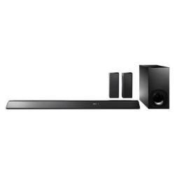 Soundbar Sony HT-RT5 - Système de barre audio - pour home cinéma - Canal 5.1 - sans fil - 550 Watt (Totale)