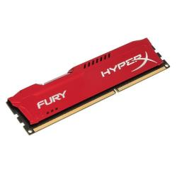Memoria RAM HyperX - Fury red series