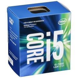 Processore Gaming Intel - I5-7400