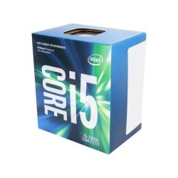 Processeur Intel Core i5 7600 - 3.5 GHz - 4 c½urs - 4 filetages - 6 Mo cache - LGA1151 Socket - Box